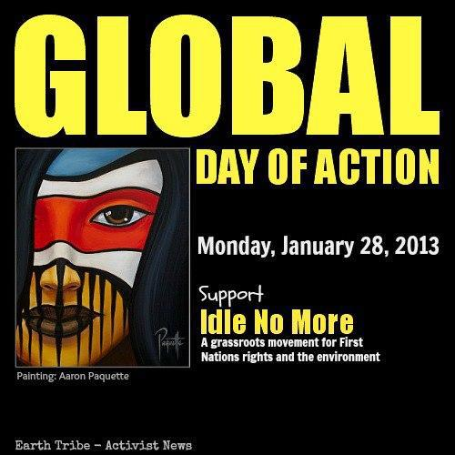 global day of action jan 28