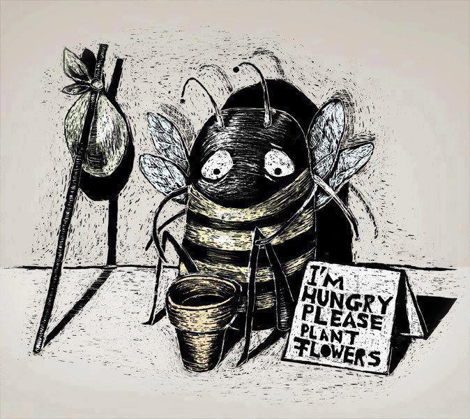 please plant flowers