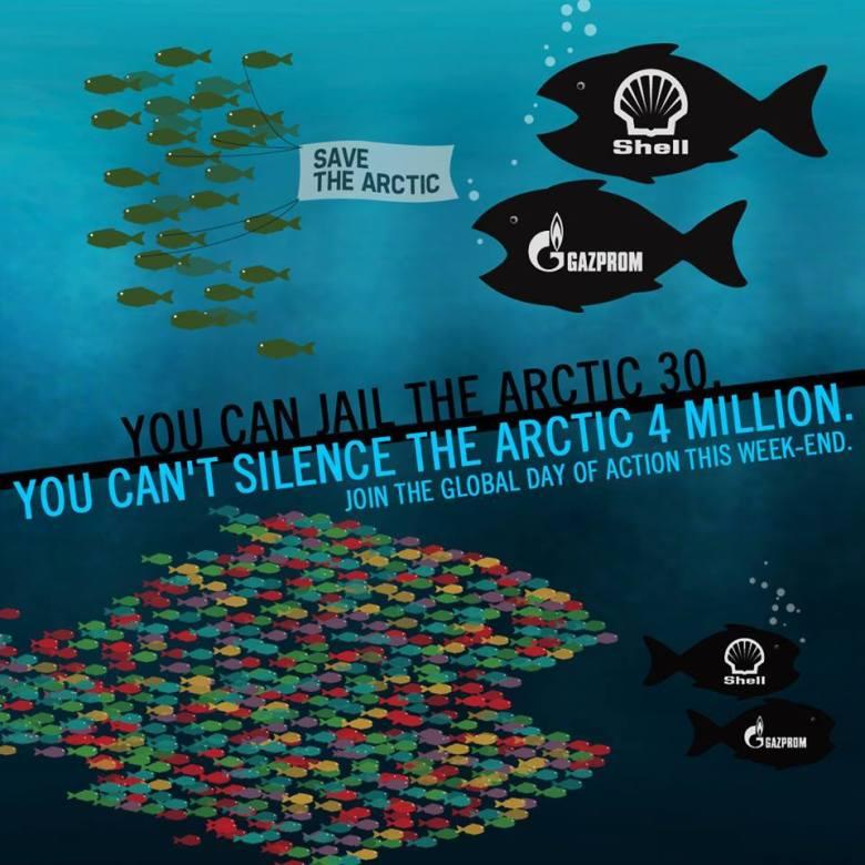 arctic 30 poissons